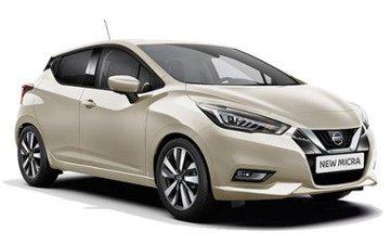 Noleggio Nissan Micra benzina a Parma