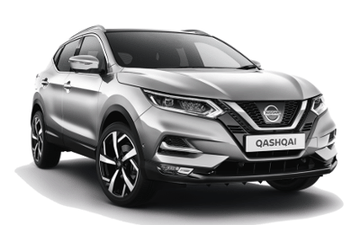 Noleggio Nissan Qashqai Parma