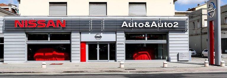 Concessionaria Nissan Parma - Auto & Auto